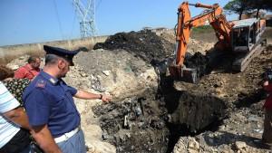 Der lange Kampf gegen die Müll-Mafia