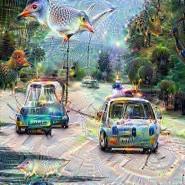 So sieht eine Bilderkennungssoftware ein Auto.