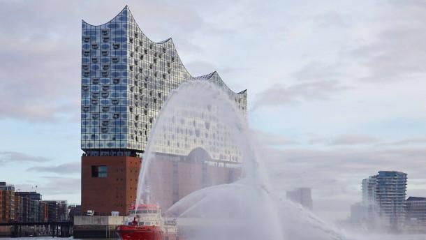 Für 38.600 Euro pro Quadratmeter in der Elbphilharmonie wohnen