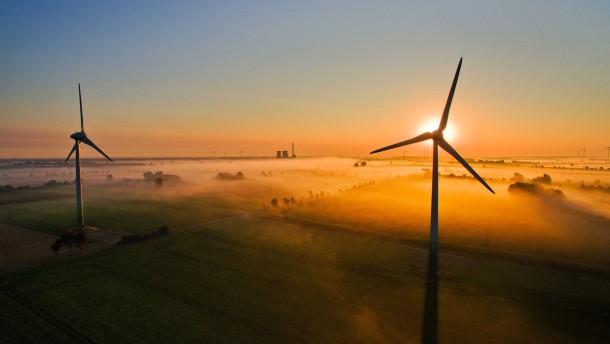 Rekordrücklage für den Ökostrom