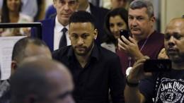 Brasilianerin sagt gegen Neymar aus