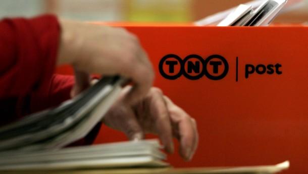 Deutsche Telekom und hollaendische TNT Post arbeiten zusammen