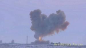 Russland testet neue Hyperschall-Rakete