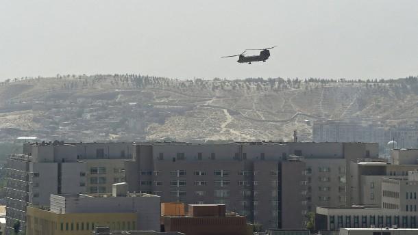 Der Kampf um Kabul hat begonnen