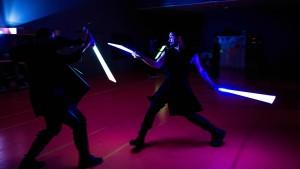 Fechten wie ein Jedi