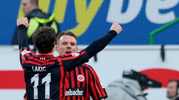 Eintracht Frankfurt kann doch noch gewinnen