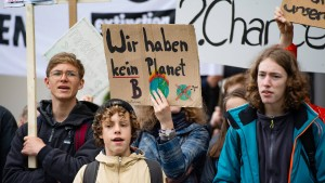 Europa hat die Klimawahl