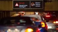 Feinstaub-Alarm in Stuttgart