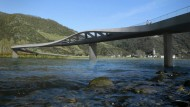 So könnte die Mittelrheinbrücke einmal aussehen
