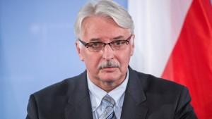 Warschau zitiert deutschen Botschafter ins Außenministerium