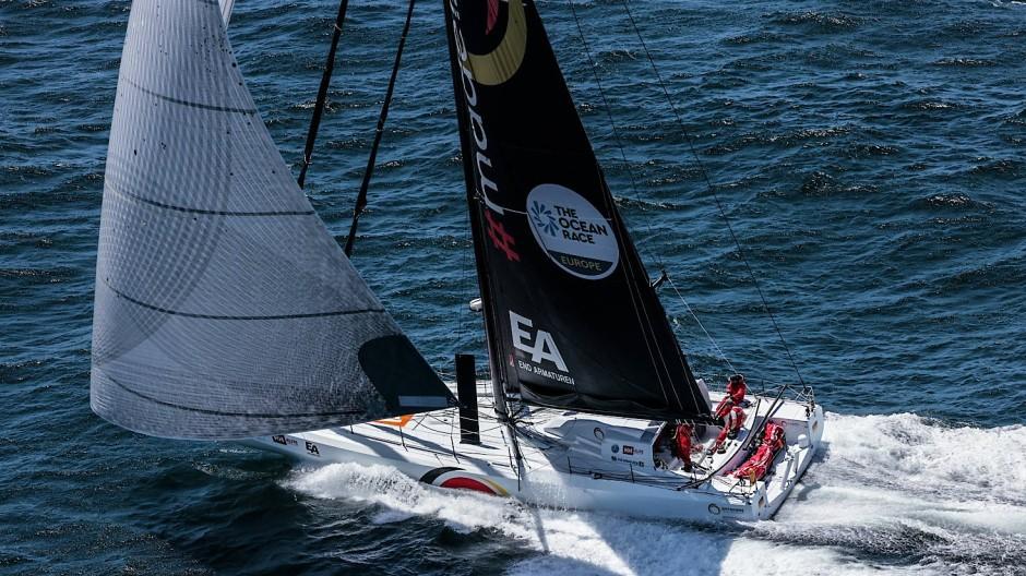 Hart am Wind: das Offshore Team Germany auf der zweiten Etappe des Ocean Race Europe