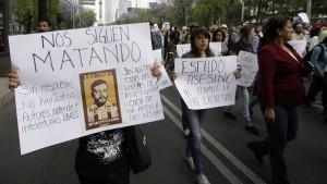 Gewalt in Mexiko eskaliert
