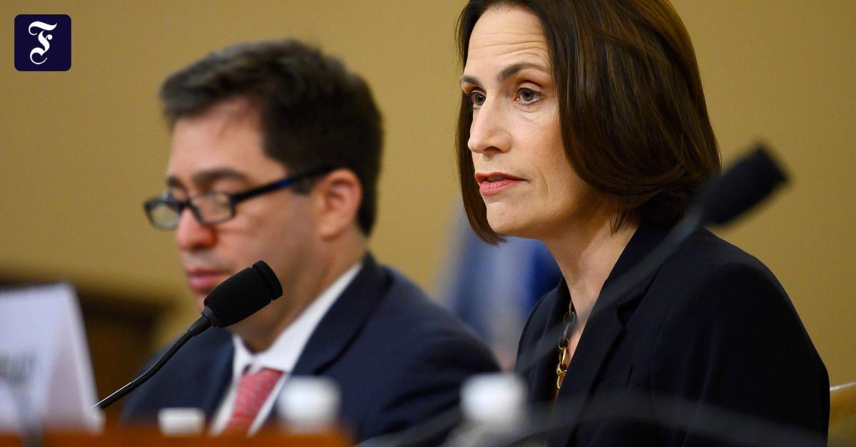 """Impeachment-Anhörung von Hill: """"Wahleinmischung der Ukraine ist fiktives Narrativ"""""""