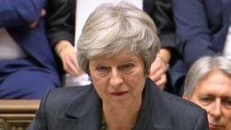 May hält weiter an ihrem Brexit-Plan fest