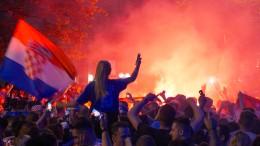 Kroatien gewinnt souverän
