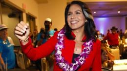 Demokratin Gabbard will Präsidentin werden