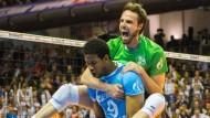 Berlin Volleys spielen um Platz drei – Rzeszow und Kasan im Finale