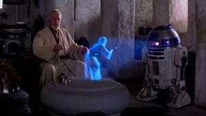 Dies ist kein  Hologramm