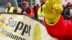 Der Widerspruch der SPD