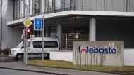 Das Webasto-Hauptquartier in Stockdorf bei München