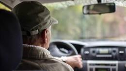 So ticken Senioren beim Autokauf