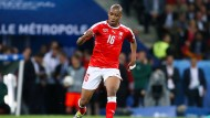 Integrationsfigur: Gelson Fernandes ist ein Fußballprofi, der Führungsqualität besitzt.