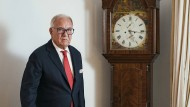 Brun-Hagen Hennerkes, 79, Vorsitzender der Stiftung Familienunternehmen, war Vorsitzender von mehr als 100 Aufsichtsräten. Jetzt schreibt er seine Memoiren.
