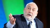 Wirtschaftsnobelpreisträger Joseph Stiglitz