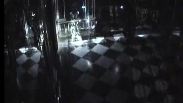Video zeigt Diebstahl im Grünen Gewölbe