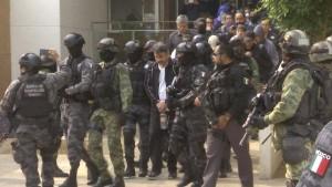 Anwärter auf Chapos Thron geht Militär ins Netz