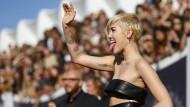 Trophäe für Miley Cyrus