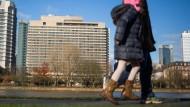 Rätselhaft: In einem der Zimmer dieses Frankfurter Hotels kam eine Koreanerin bei einer mutmaßlichen Teufelsaustreibung ums Leben.
