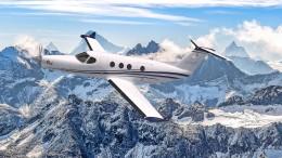 Aus Cessna wird Beechcraft