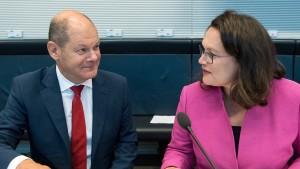 Der SPD bleibt nur die Notbremse im Falle Maaßen