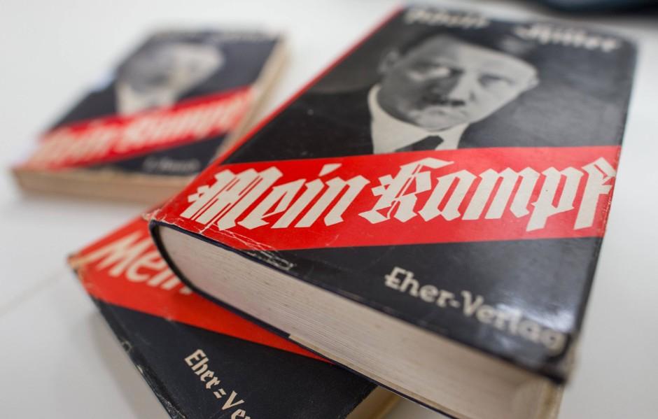 """Die ursprüngliche Version von """"Mein Kampf"""""""