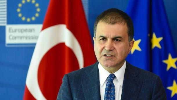 Ankara wirft Deutschland Missbrauch der EU vor