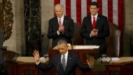 Obama im Kongress in Washington