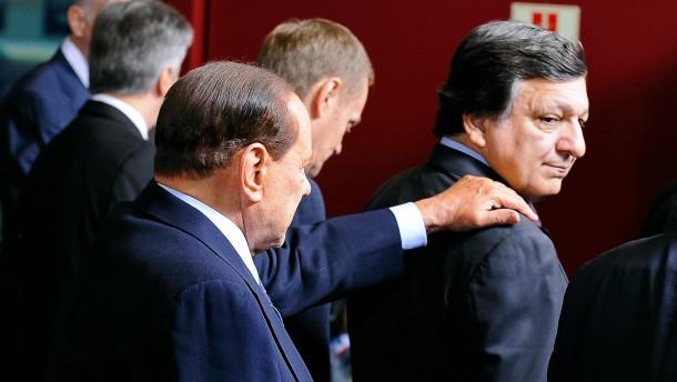Berlusconi kann sich nicht durchsetzen