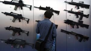 Deutschlands führende Kleinwaffenschmiede kommt in Bedrängnis