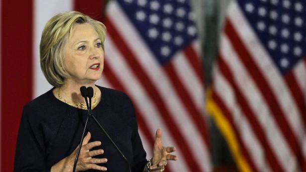 Clinton präsentiert Strategie gegen Terror-Einzeltäter
