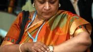 Fünf vor Zwölf? Die indische Umweltministerin Jayanthi Natarajan in Durban