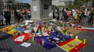 Barcelona gedenkt der Opfer