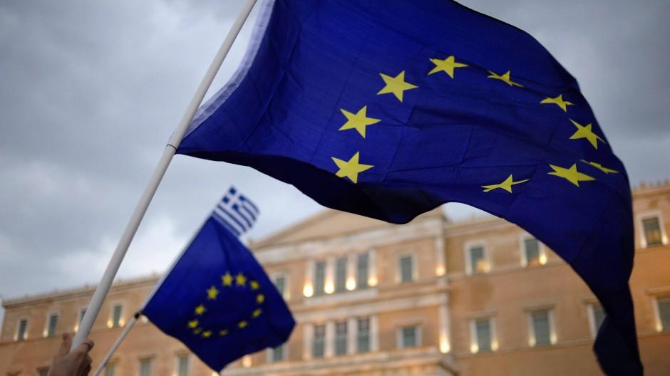 Zuerst waren es die Schulden, nun geht es um den Schengen-Raum: Mehr Unterstützung oder Ausschluss Griechenlands?
