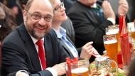 Schulz schürt Aufbruchstimmung