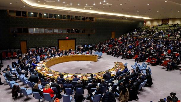 Wie China den deutschen UN-Botschafter verabschiedete