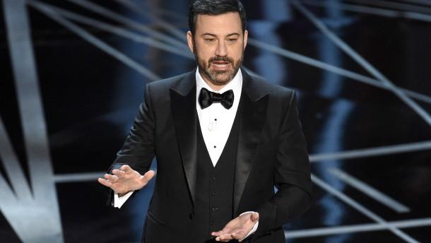 Jimmy Kimmel will Trump als König von Amerika