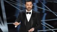 Jimmy Kimmel im Februar bei der Verleihung der Oscars