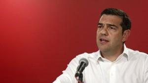 Tsipras ruft vorzeitige Neuwahlen aus