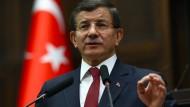 Türkischer Ministerpräsident bestätigt Angriff auf Nordsyrien