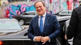 Laschet als CDU-Vorsitzender bestätigt